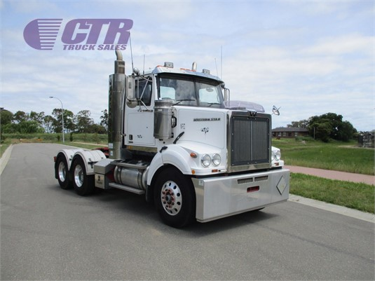 2013 Western Star 4800FX CTR Truck Sales - Trucks for Sale