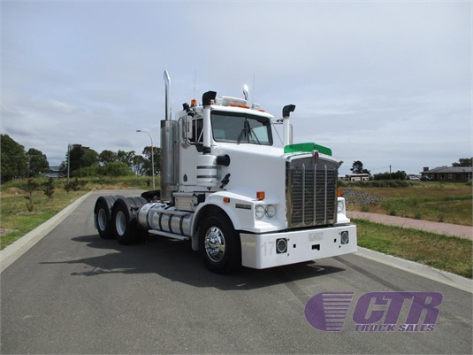 2009 Kenworth T658 CTR Truck Sales - Trucks for Sale