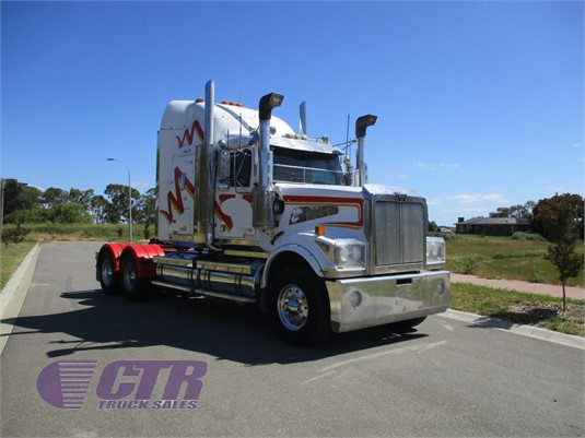 2009 Western Star 4964EX CTR Truck Sales - Trucks for Sale