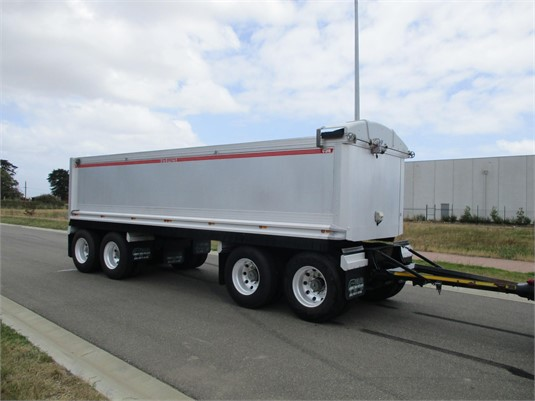 2018 Chris Body Builders Tipper - Truck Bodies for Sale