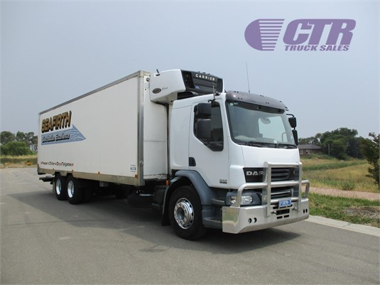2012 DAF LF280 CTR Truck Sales - Trucks for Sale