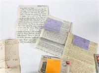 Letters from Elaine to Mom 1954-1958