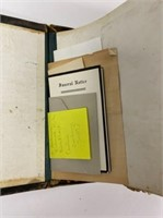 Elaine Steinbeck's Family Bible