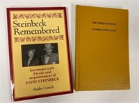 Group of Steinbeckiana Books Signed by Authors