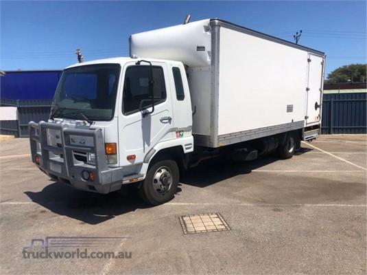 2007 Mitsubishi Fuso FK600 - Trucks for Sale
