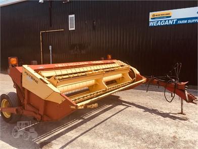 Hay Equipment » Weagant Farm Supplies Limited