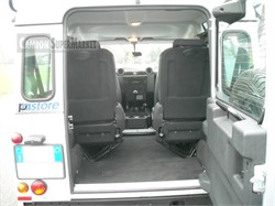 LAND|ROVER DEFENDER  used