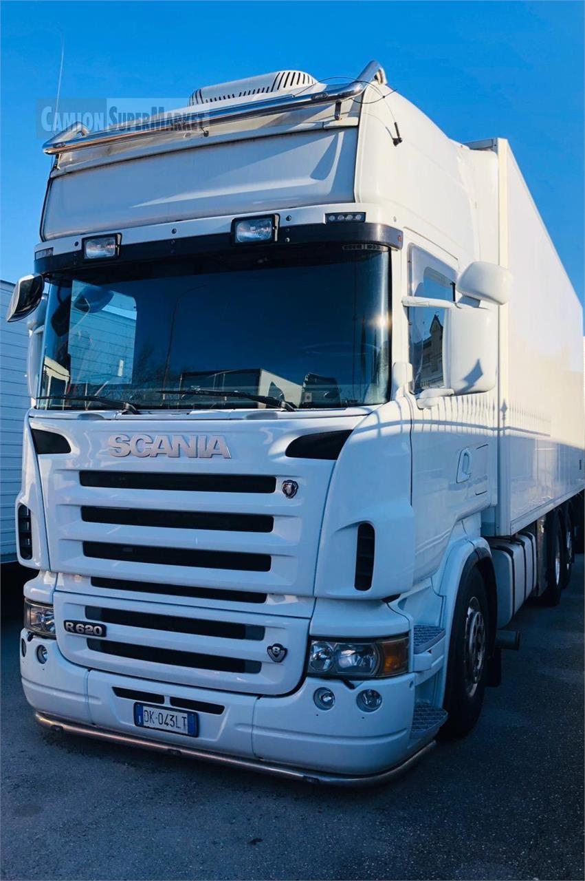 Scania R620 Usato 2007