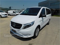 MERCEDES-BENZ VITO 116  used