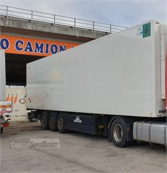 CARDI SEMIRIMORCHIO MT 13 FRIGO FRC 12-2019  Usato