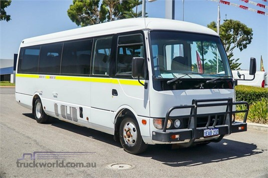 2012 Mitsubishi Rosa BE64D Deluxe - Buses for Sale