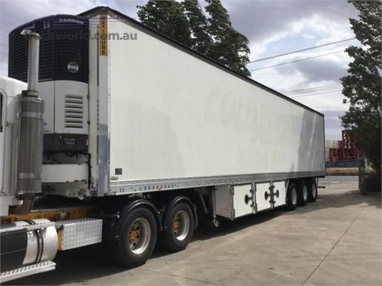 1999 Maxi Cube Refrigerated Trailer Hume Highway Truck Sales - Trailers for Sale