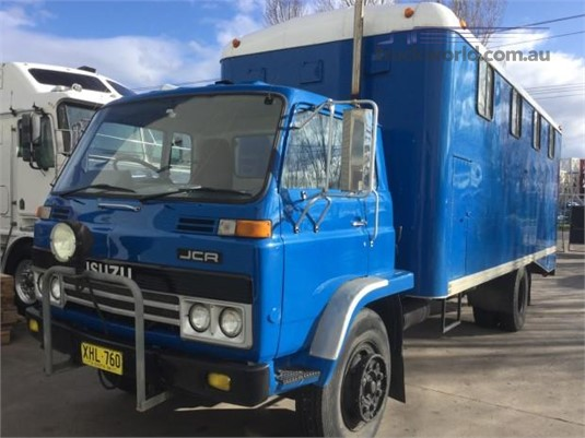 1985 Isuzu JCR 500 Hume Highway Truck Sales - Trucks for Sale