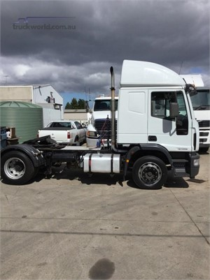 2006 Iveco Eurocargo 180E Hume Highway Truck Sales - Trucks for Sale