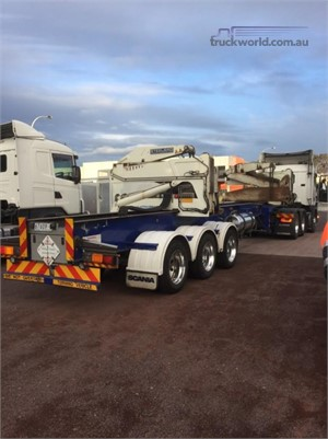 2007 Steelbro other Hume Highway Truck Sales - Trailers for Sale