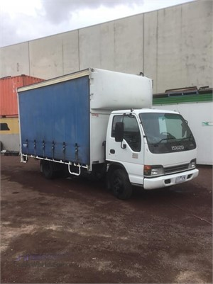 2003 Isuzu NPR 300 Hume Highway Truck Sales - Trucks for Sale