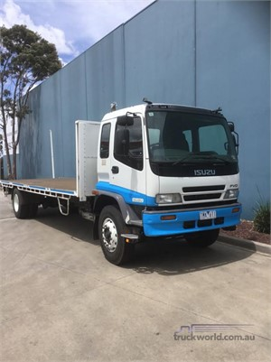 2005 Isuzu FVD 950 Hume Highway Truck Sales - Trucks for Sale