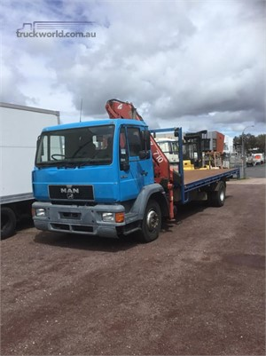 2002 MAN other - Trucks for Sale
