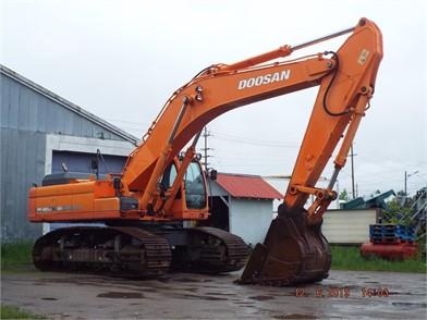 DOOSAN Crawler Excavators For Sale In Hartington, Ontario