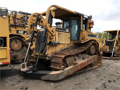 CATERPILLAR D8R For Sale In Canada - 16 Listings