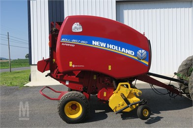 Round Balers For Sale In Pennsylvania - 167 Listings | MarketBook ca
