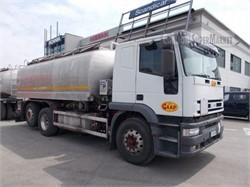 Iveco Eurotech 260e43  Uzywany