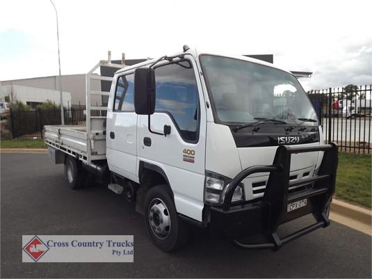 2007 Isuzu NPR400 Cross Country Trucks Pty Ltd - Trucks for Sale