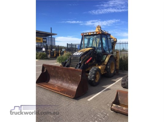 2004 Caterpillar 432D - Heavy Machinery for Sale