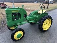 Carmichaels Farm & Construction Equipment Auction - March