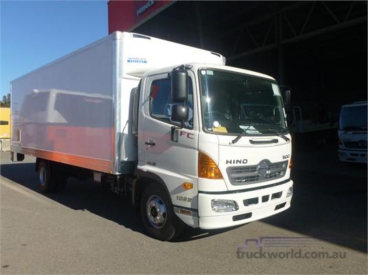 2018 Hino 500 Series 1022 FC Long Proshift Trucks for Sale