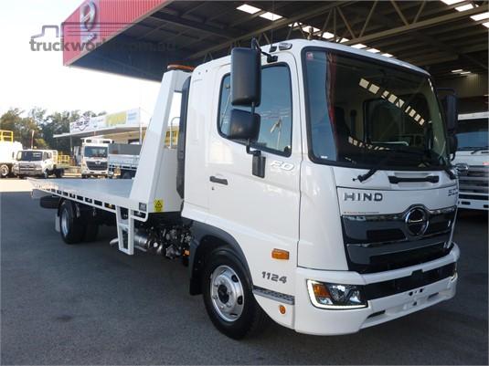 2019 Hino 500 Series 1124 FD WA Hino - Trucks for Sale