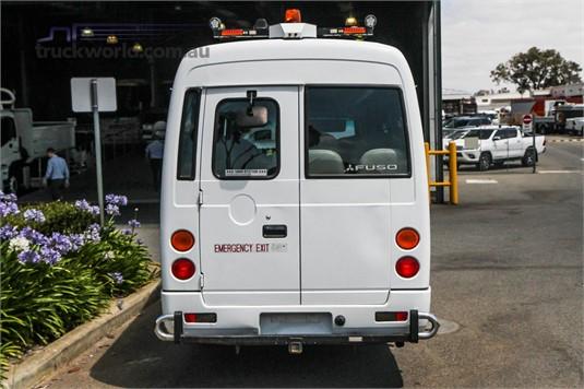 2010 Mitsubishi Rosa Deluxe Auto 25 Seat WA Hino - Buses for Sale