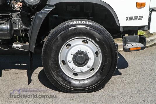 2014 Hino 500 Series 1322 GT 4x4 WA Hino - Trucks for Sale