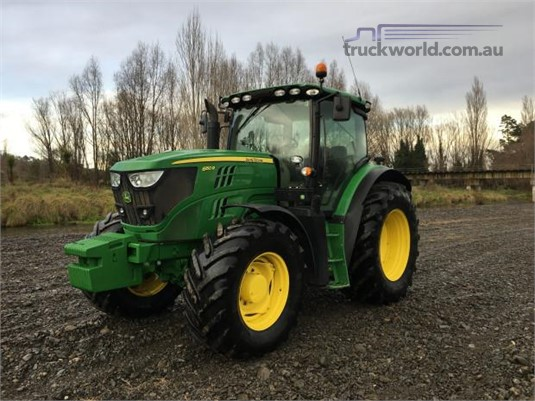 2015 John Deere 6150R Farm Machinery for Sale