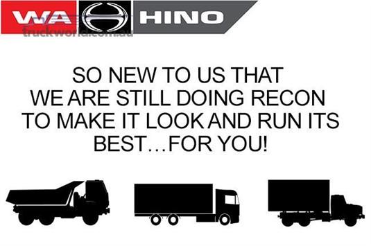 2014 Hino 500 Series 1124 FD WA Hino - Trucks for Sale
