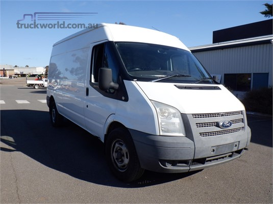 2011 Ford Transit Light Commercial for Sale