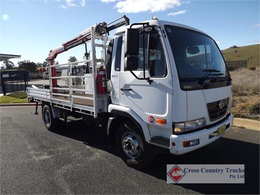 2010 UD MK5 Cross Country Trucks Pty Ltd - Trucks for Sale