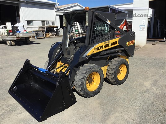 2009 New Holland L175 - Heavy Machinery for Sale