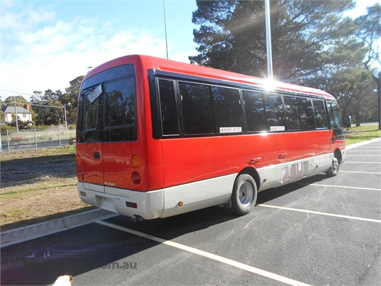 2004 Mitsubishi Rosa Deluxe Auto Bill Slatterys Truck & Bus Sales - Buses for Sale