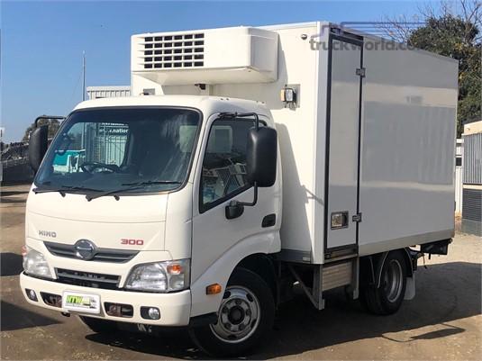 2013 Hino 300 Series 616 IFS Trucks for Sale