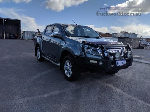 2014 Isuzu UTE D-Max Light Commercial for Sale