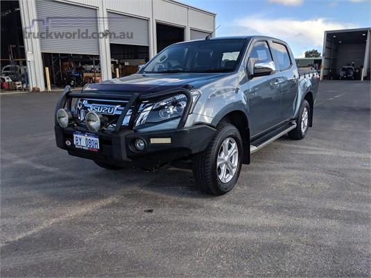 2014 Isuzu UTE D-Max - Truckworld.com.au - Light Commercial for Sale