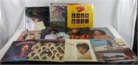 Lot Of Lp Records; Prince, Lionel Ritchie & More