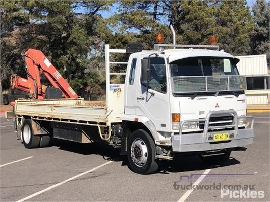 2005 Mitsubishi Fighter Raytone Trucks - Trucks for Sale