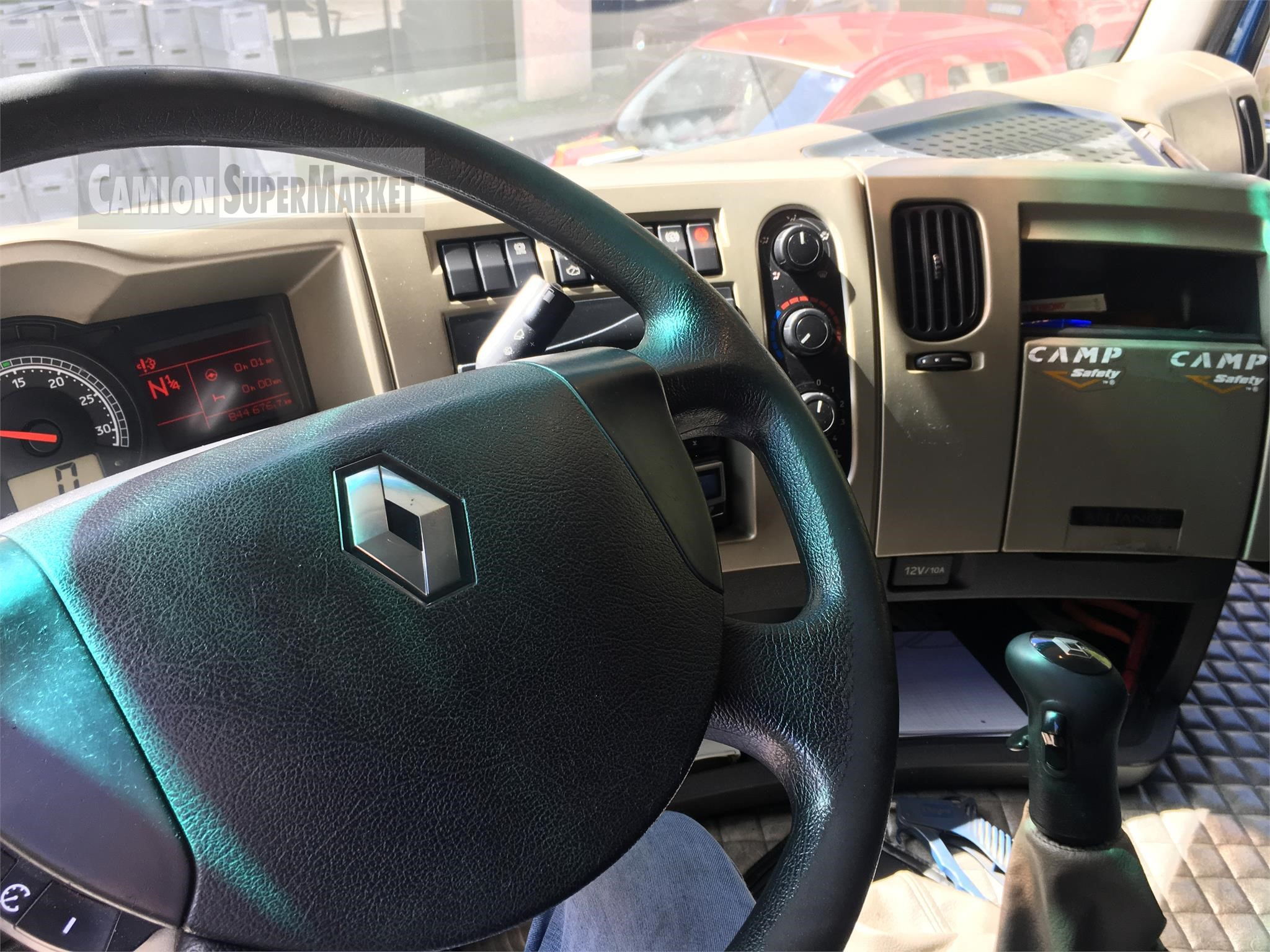 Renault PREMIUM 370 Usato 2007