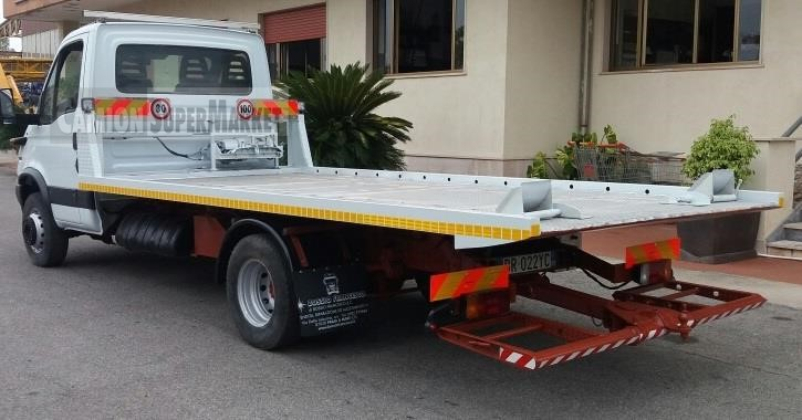 Iveco DAILY 60C15 used 2001