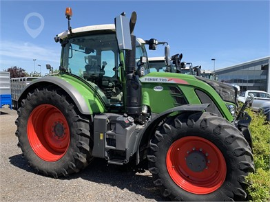 Used FENDT 720 VARIO for sale in the United Kingdom - 15 Listings
