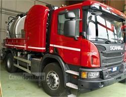Scania P370  Usato
