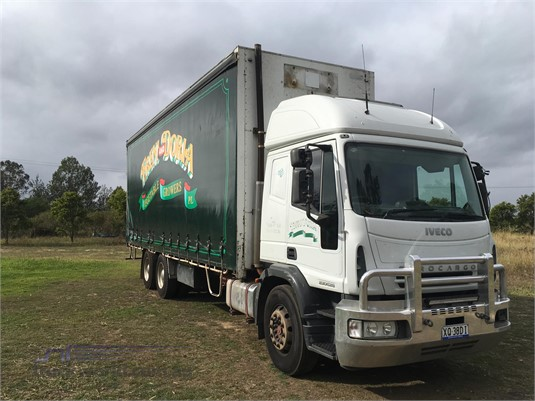 2006 Iveco Eurotech - Trucks for Sale