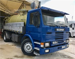 Scania P93h250  Usato